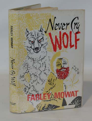 never cry wolf farley mowat pdf