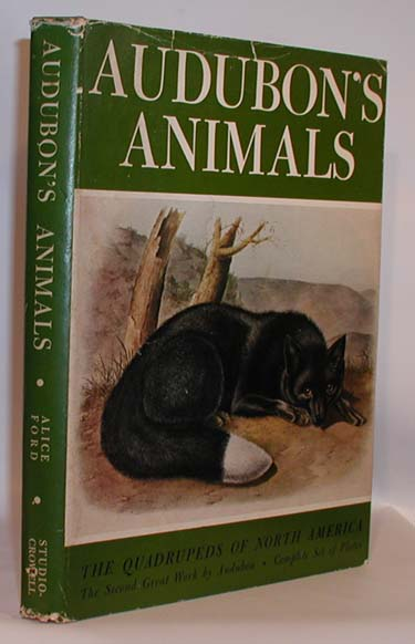 Audubon's Animals Quadrupeds North America