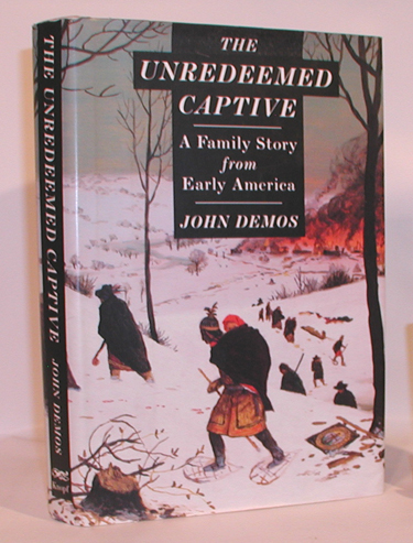 unredeemed captives essay An essay on the unredeemed captive the colonization of america by english settlers was a prosperous step for the english, but detrimental to the native americans who had settled on that soil long before the english knew it existed.