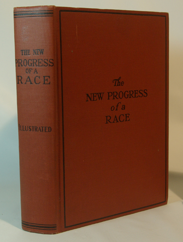 Progress a Race Remarkable Advancement American
