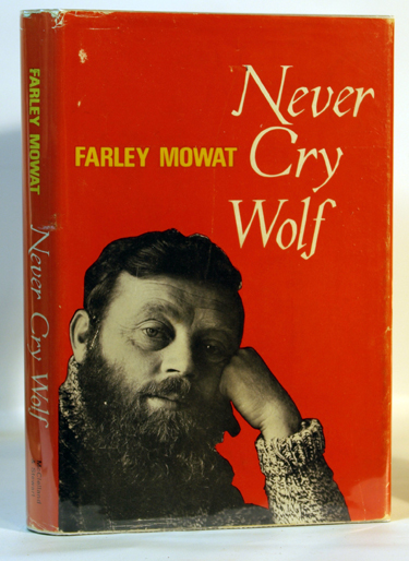 farley mowat never cry wolf essay