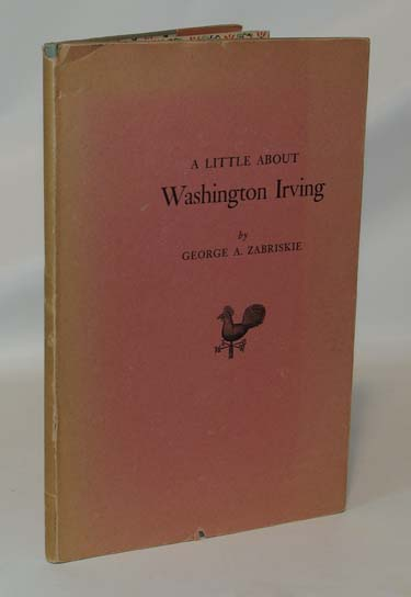 A Little About Washington Irving
