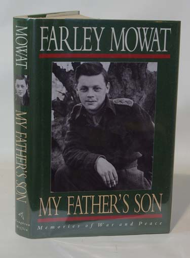 farley mowat essays The two books never cry wolf by farley mowat and new moon by stephanie meyers both have things in common, wolfs even though they are both about wolfs they also have a lot of things that are different.