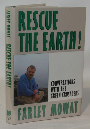 Rescue the Earth! Conversations with the