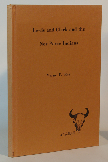 Lewis and Clark and the Nez