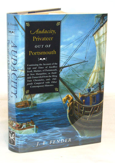 Audacity, Privateer Out Of Portsmouth
