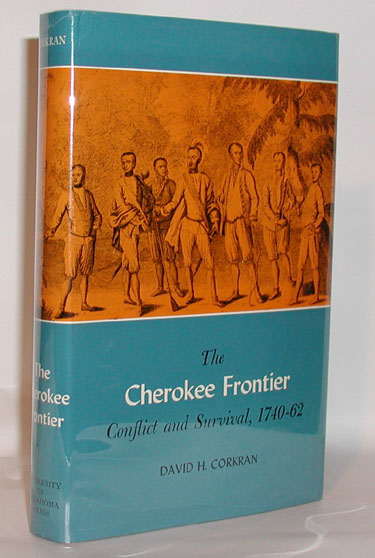 The Cherokee Frontier Conflict and Survival