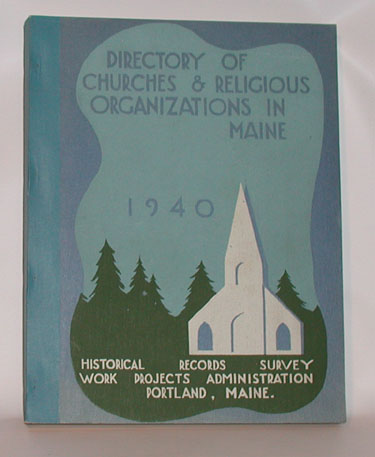 Directory of Churches & Religious Organizations In