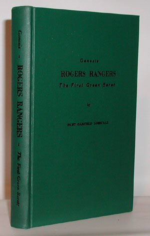 Genesis Rogers Rangers The First Green