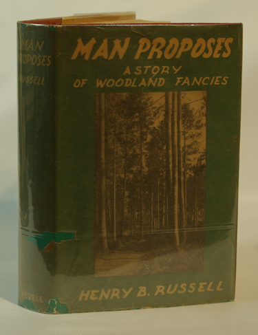Man Proposes A Story of Woodland