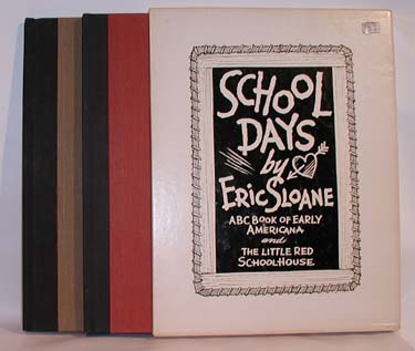 School Days: ABC Book of Early