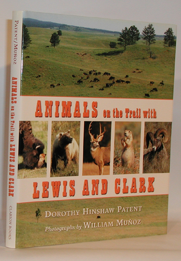 Animals on the Trail with Lewis