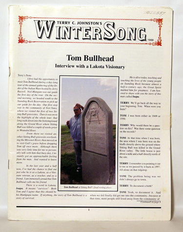 Terry C. Johnstons 1999 WinterSong