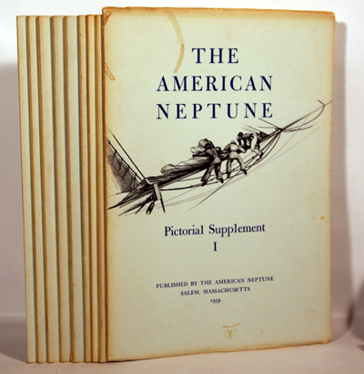 The American Neptune Pictorial Supplement I