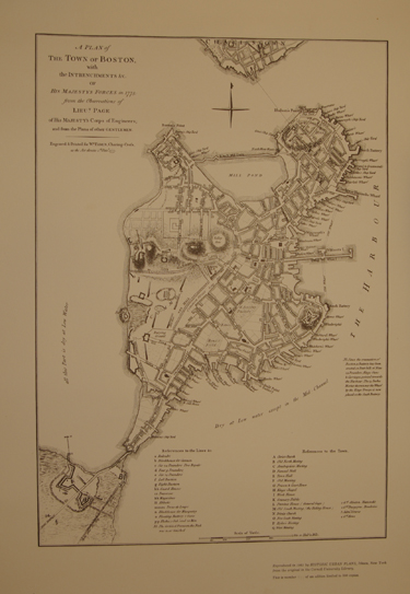 A Plan of The Town of