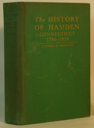 The History of Hamden Connecticut 1786