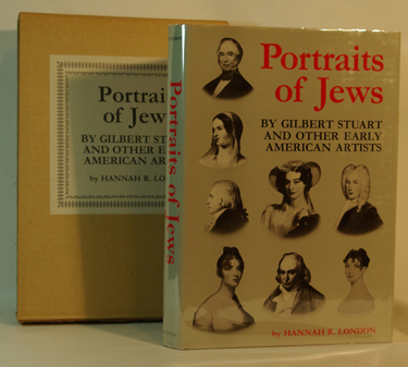 Portraits of Jews By Gilbert Stuart