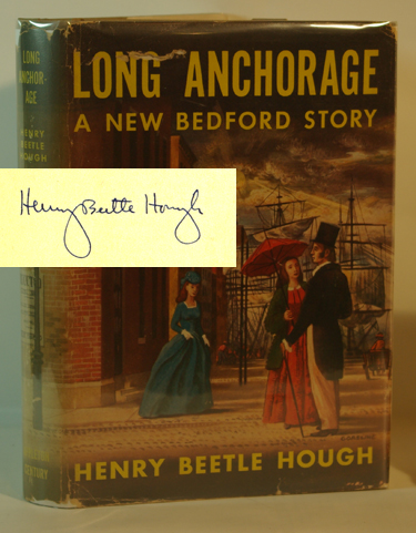 Long Anchorage A New Bedford Story
