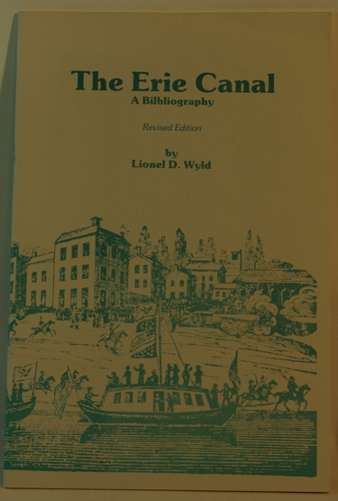 The Erie Canal A Bibliography