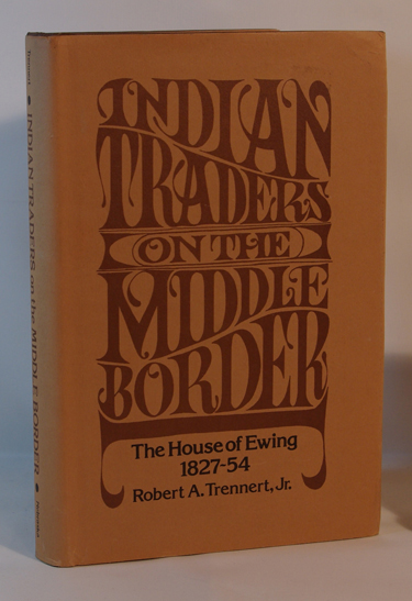 Indian Traders on the Middle Border