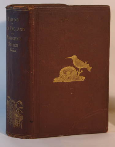 Ornithology And Oology Of New England