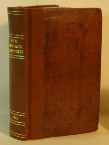 The New England Gazetteer; Containing Descriptions