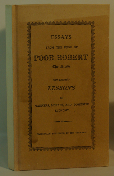 Essays From The Desk of Poor