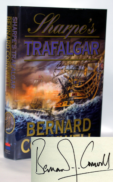 Sharpes Trafalgar Richard Sharpe and the