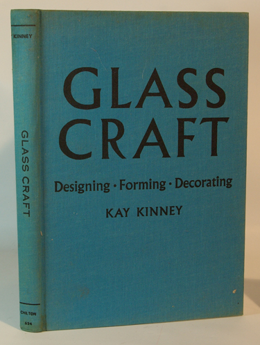 Glass Craft Designing, Forming, Decorating