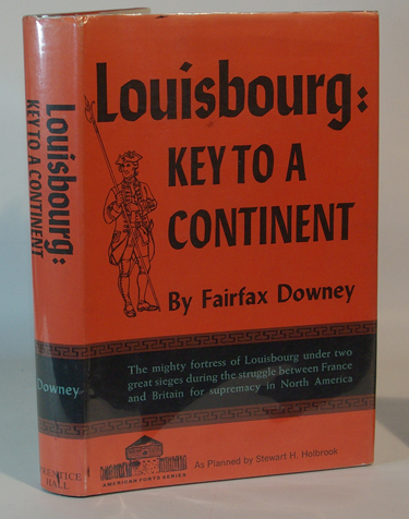 Louisbourg: Key to a Continent