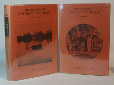 The History of Ancient Windsor (Volume