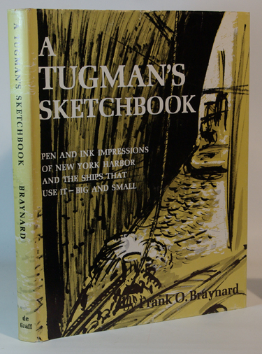 A Tugmans Sketchbook Pen and Ink