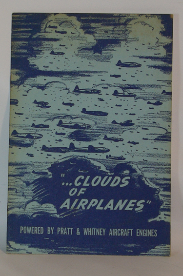Clouds Of Airplanes Powered by Pratt