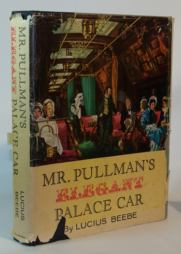 Mr. Pullmans Elegant Palace Car