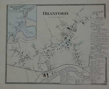 Village of Branford and Branford Point
