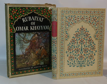 The Rubaiyat Of Omar Khayyam Rendered