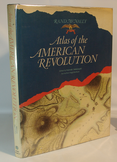 Atlas of the American Revolution
