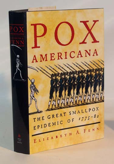 a reading report on pox americana by elizabeth a fenn