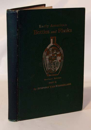 Check List of Early American Bottles