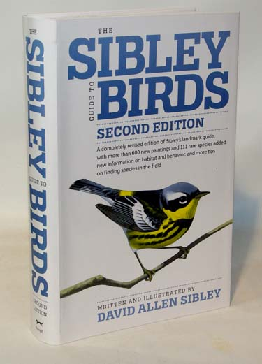 The Sibley Guide to Birds Second