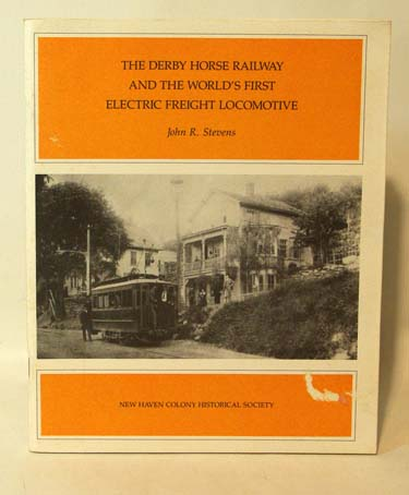 The Derby Horse Railway And The