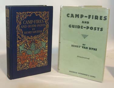 Camp-Fires And Guide-Posts A Book Of