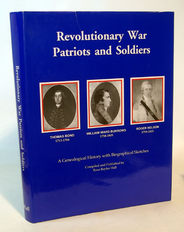 Revolutionary War Patriots and Soldiers