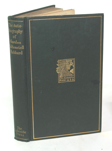 The Autobiography of Gurdon Saltonstall Hubbard