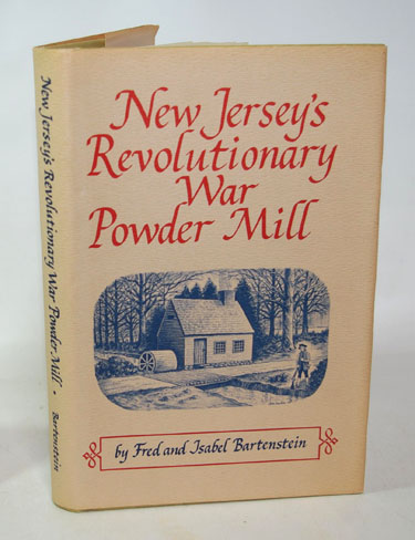 A Report on New Jerseys Revolutionary