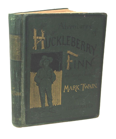 Adventures of Huckleberry Finn (Tom Sawyers