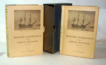 Maritime Connecticut During the American Revolution