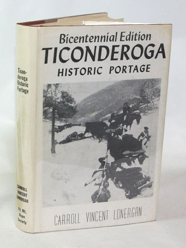 Ticonderoga Historic Portage