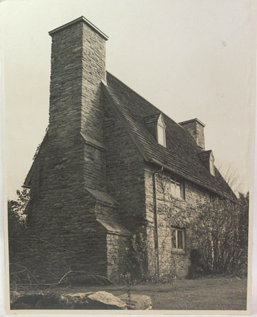 Photograph of Henry Whitfield House, Guilford
