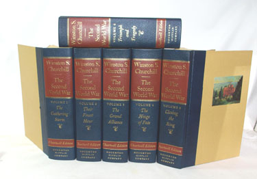 The Second World War (Complete Set